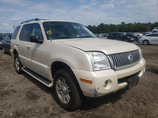 Mercury salvage cars for sale: 2005 Mercury Mountainee