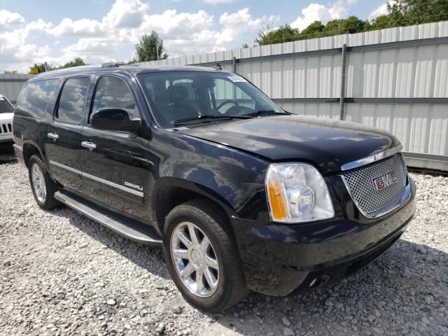 Salvage cars for sale at Prairie Grove, AR auction: 2011 GMC Yukon XL D