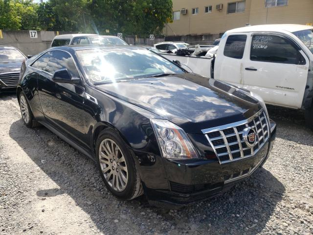 Salvage cars for sale from Copart Opa Locka, FL: 2014 Cadillac CTS