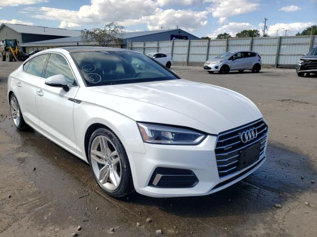 Used 2019 AUDI A5 - Small image. Lot 41816411