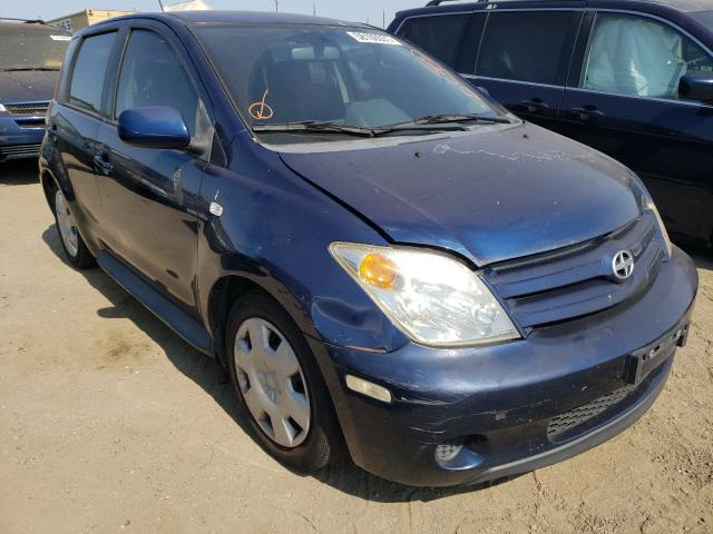 Salvage cars for sale from Copart San Martin, CA: 2004 Scion XA