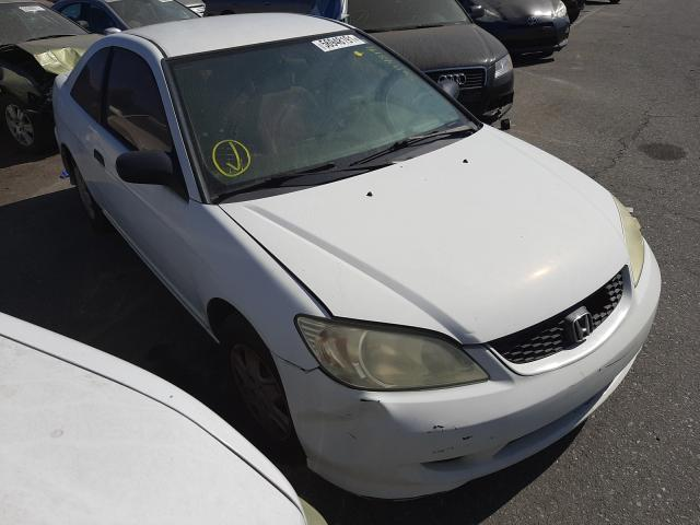 Vehiculos salvage en venta de Copart Colton, CA: 2005 Honda Civic DX V