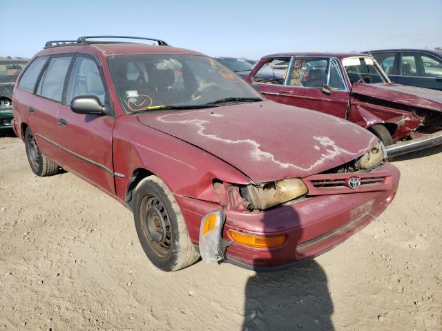 Salvage cars for sale from Copart San Martin, CA: 1996 Toyota Corolla BA