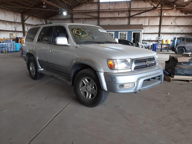 Salvage cars for sale from Copart Phoenix, AZ: 1999 Toyota 4runner LI