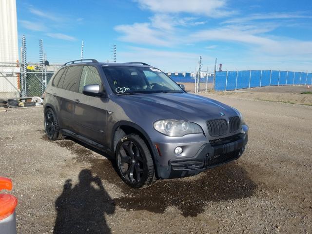 Vehiculos salvage en venta de Copart Rocky View County, AB: 2007 BMW X5 4.8I