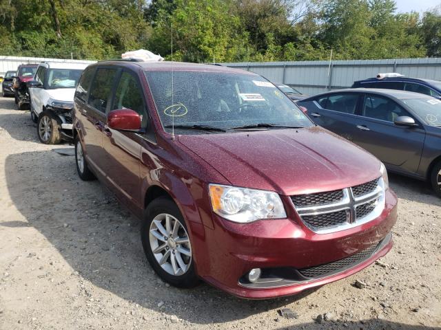 Salvage cars for sale from Copart Glassboro, NJ: 2019 Dodge Grand Caravan