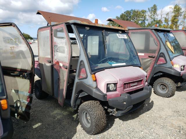 Vehiculos salvage en venta de Copart Arlington, WA: 2009 Kawasaki KAF620 R