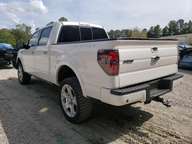 2011 FORD F150 SUPER 1FTFW1E68BFB53088