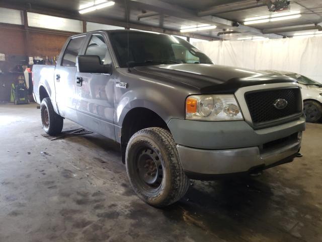 Vehiculos salvage en venta de Copart Ebensburg, PA: 2008 Ford F150 Super
