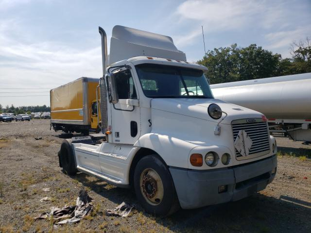 Salvage trucks for sale at Waldorf, MD auction: 2002 Freightliner Convention