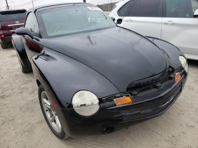 Chevrolet SSR salvage cars for sale: 2003 Chevrolet SSR