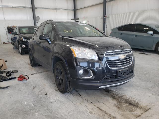 Chevrolet Trax salvage cars for sale: 2016 Chevrolet Trax