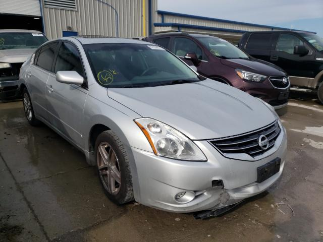 Salvage cars for sale from Copart Alorton, IL: 2012 Nissan Altima Base