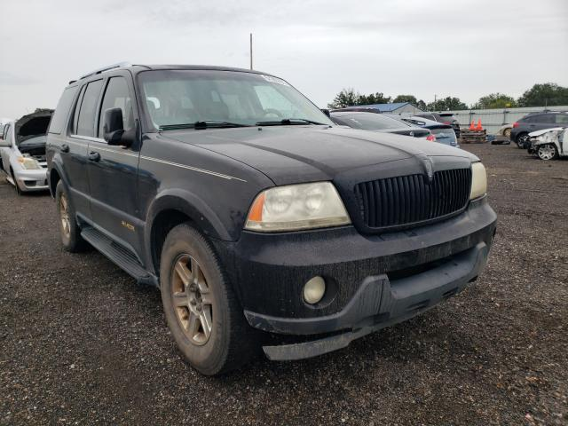 Lincoln salvage cars for sale: 2005 Lincoln Aviator