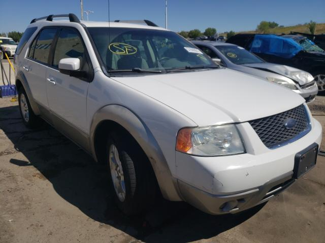Ford Freestyle salvage cars for sale: 2007 Ford Freestyle