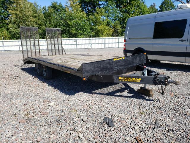 Salvage cars for sale from Copart Central Square, NY: 2007 Other Trailer