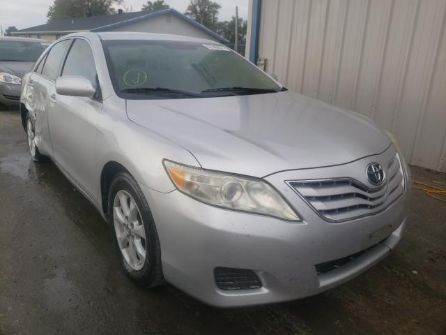 Salvage cars for sale from Copart Sikeston, MO: 2010 Toyota Camry Base