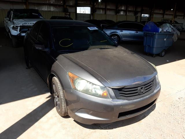 Salvage cars for sale from Copart Phoenix, AZ: 2008 Honda Accord LX