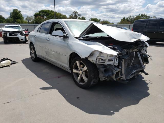 Vehiculos salvage en venta de Copart Wilmer, TX: 2012 Chevrolet Malibu 1LT