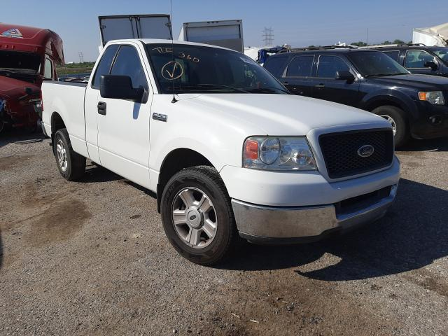Salvage cars for sale at Tucson, AZ auction: 2004 Ford F150
