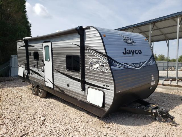 Salvage cars for sale from Copart China Grove, NC: 2020 Jayco Trailer