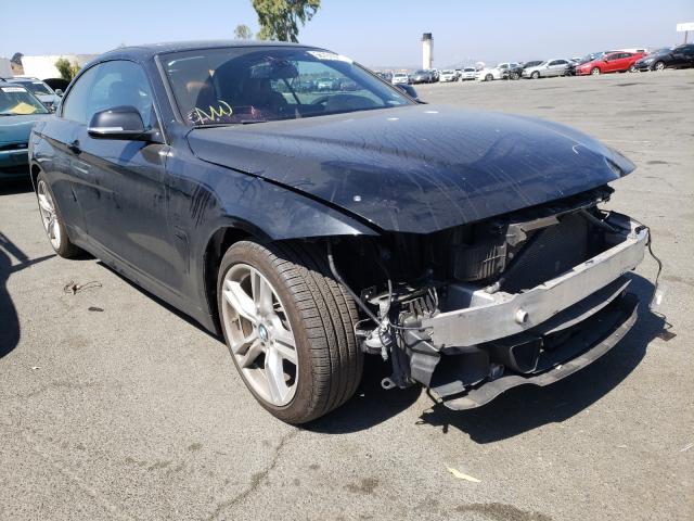 Vehiculos salvage en venta de Copart Martinez, CA: 2016 BMW 428 I Sulev