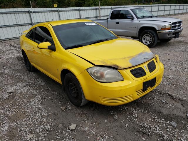 Pontiac G5 salvage cars for sale: 2008 Pontiac G5