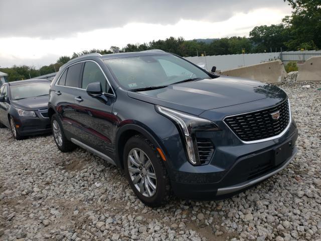 Cadillac Vehiculos salvage en venta: 2020 Cadillac XT4 Premium
