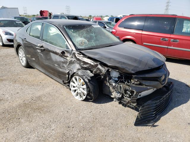 Salvage cars for sale at Tucson, AZ auction: 2018 Toyota Camry L