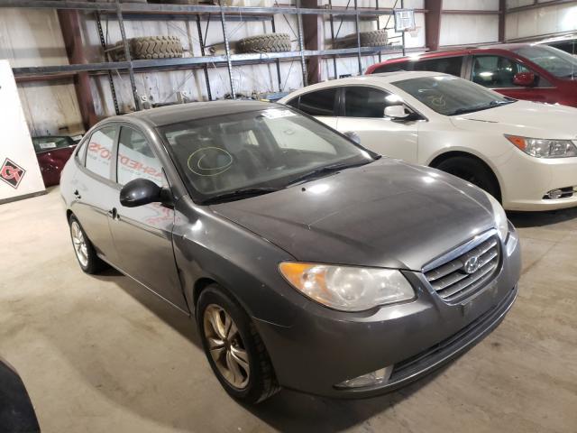 Hyundai salvage cars for sale: 2008 Hyundai Elantra GL