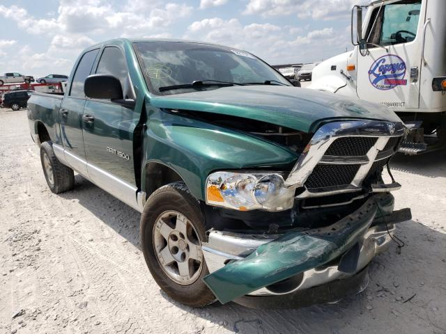 Salvage cars for sale from Copart Haslet, TX: 2004 Dodge RAM 1500 S