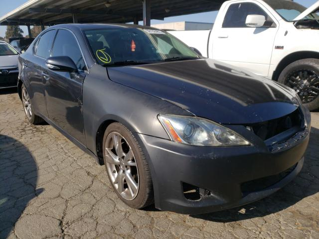 Salvage cars for sale from Copart Hayward, CA: 2009 Lexus IS 250