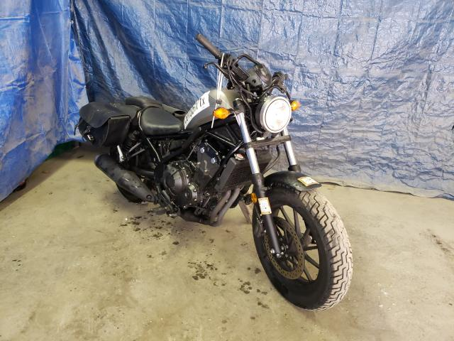 Salvage motorcycles for sale at Finksburg, MD auction: 2017 Honda CMX500