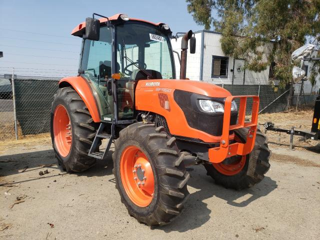 Salvage cars for sale from Copart Sacramento, CA: 2016 Kubota M9960