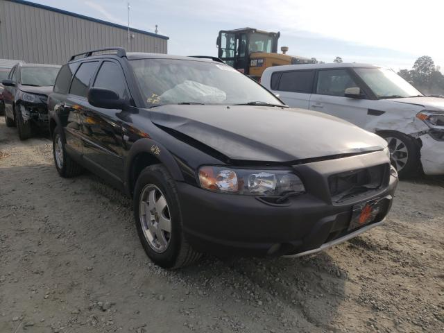Volvo salvage cars for sale: 2004 Volvo XC70