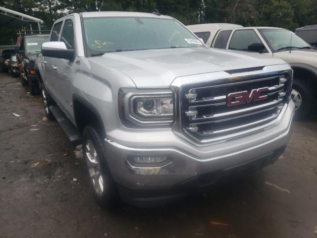Vehiculos salvage en venta de Copart Austell, GA: 2018 GMC Sierra K15