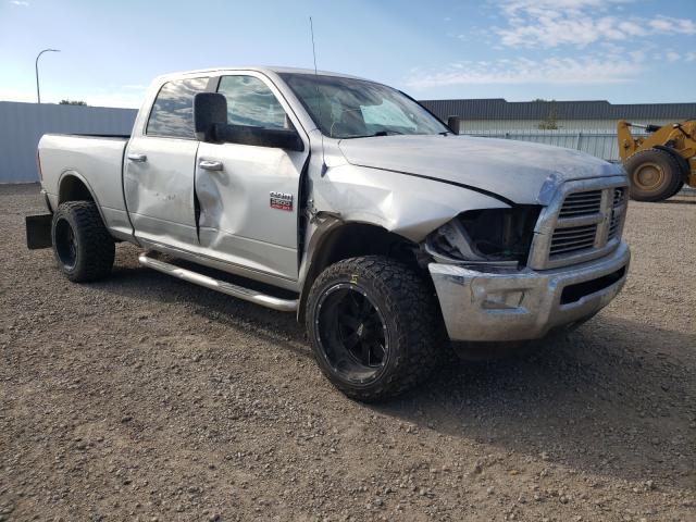 Vehiculos salvage en venta de Copart Bismarck, ND: 2012 Dodge RAM 2500 S