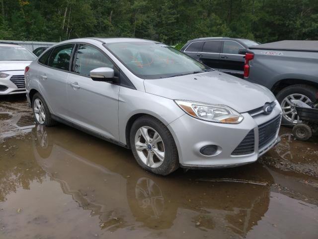 Salvage cars for sale from Copart Lyman, ME: 2013 Ford Focus SE