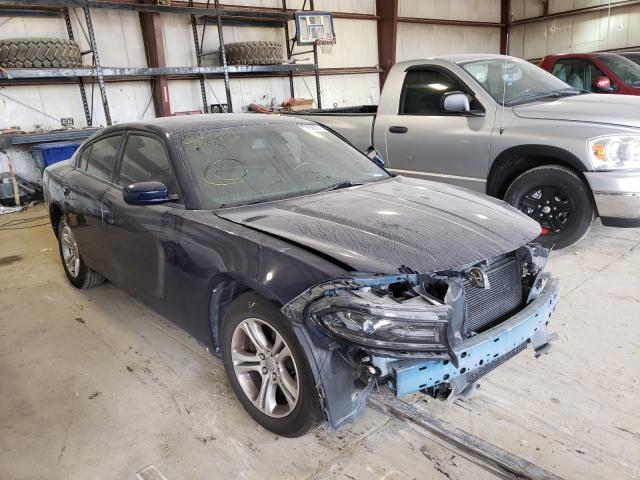 Dodge salvage cars for sale: 2015 Dodge Charger SE