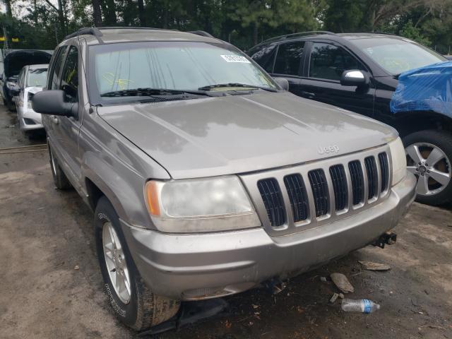 Vehiculos salvage en venta de Copart Austell, GA: 1999 Jeep Grand Cherokee
