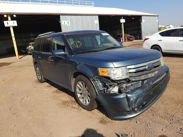 Salvage cars for sale from Copart Phoenix, AZ: 2010 Ford Flex SEL