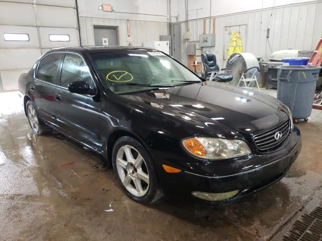 Salvage cars for sale from Copart Columbia, MO: 2003 Infiniti I35