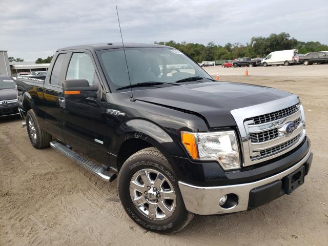 Vehiculos salvage en venta de Copart Jacksonville, FL: 2013 Ford F150 Super