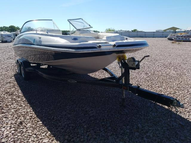 Tahoe salvage cars for sale: 2008 Tahoe Boat With Trailer