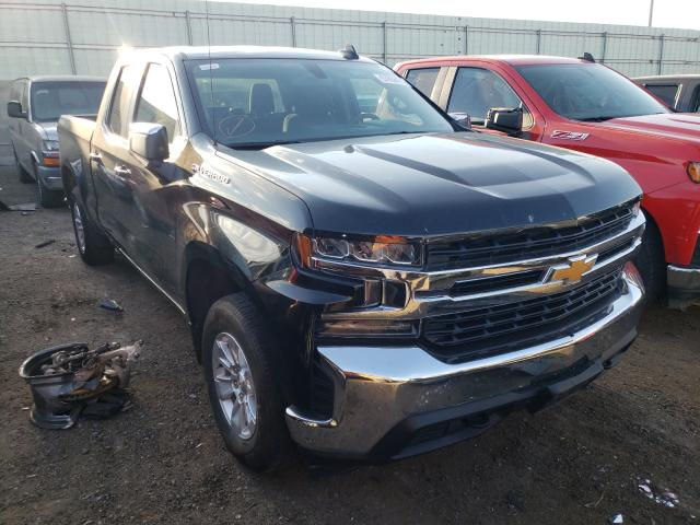 Salvage cars for sale at Albuquerque, NM auction: 2020 Chevrolet Silverado