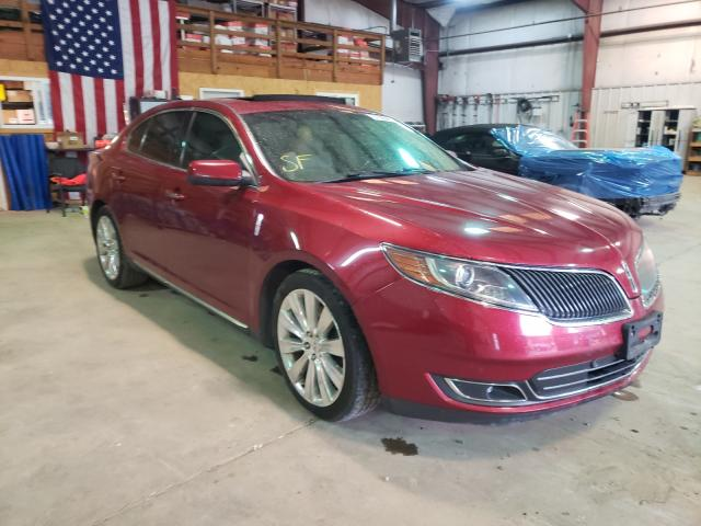 Salvage cars for sale from Copart Austell, GA: 2014 Lincoln MKS
