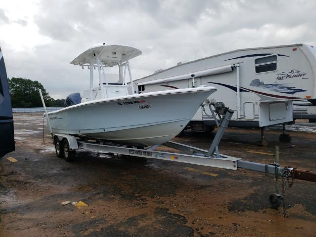 Salvage boats for sale at Theodore, AL auction: 2012 Other SEA Huntbx