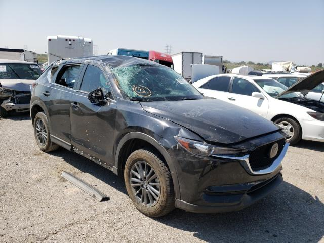 Salvage cars for sale at Tucson, AZ auction: 2020 Mazda CX-5 Touring