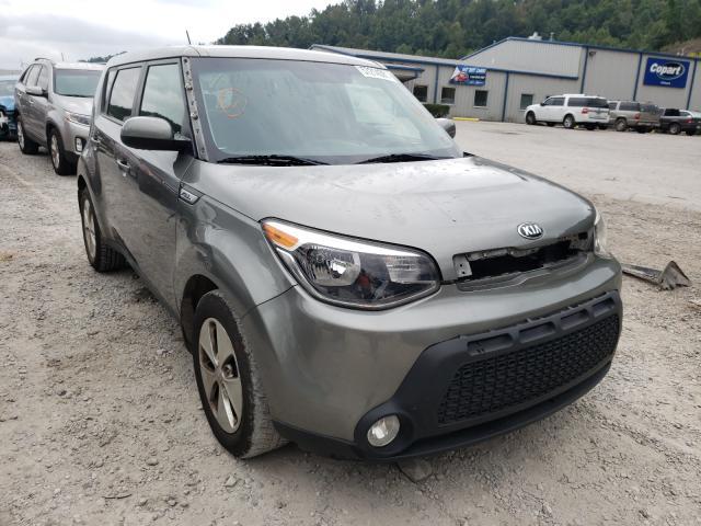 KIA salvage cars for sale: 2015 KIA Soul