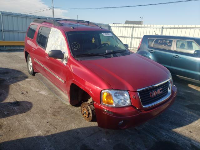 Salvage cars for sale from Copart Dyer, IN: 2005 GMC Envoy XL